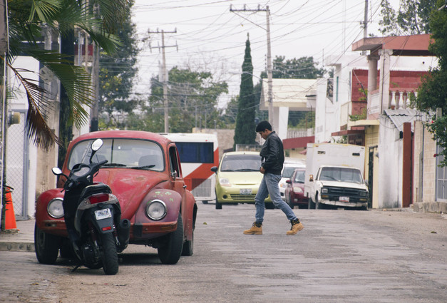 mehhiko tänavad