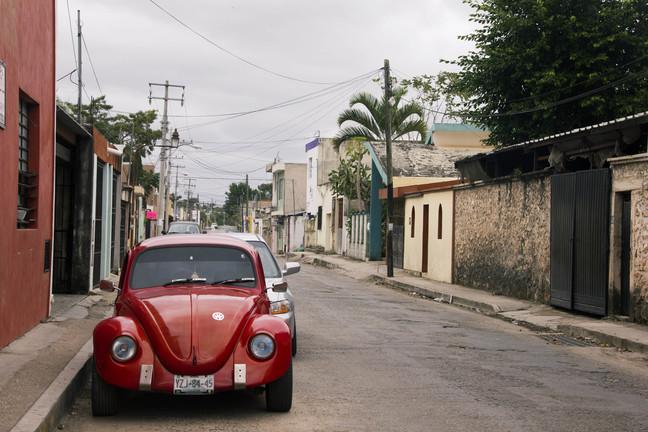 punane auto