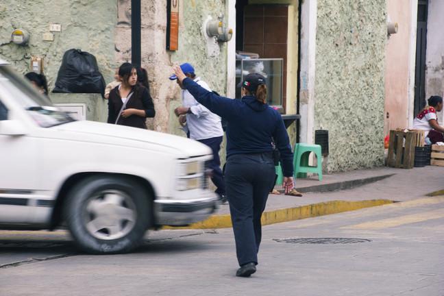 mehhiko politsei