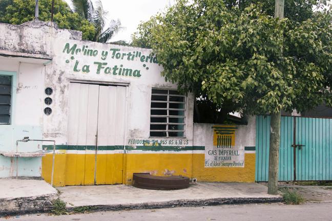 värviline mehhiko maja