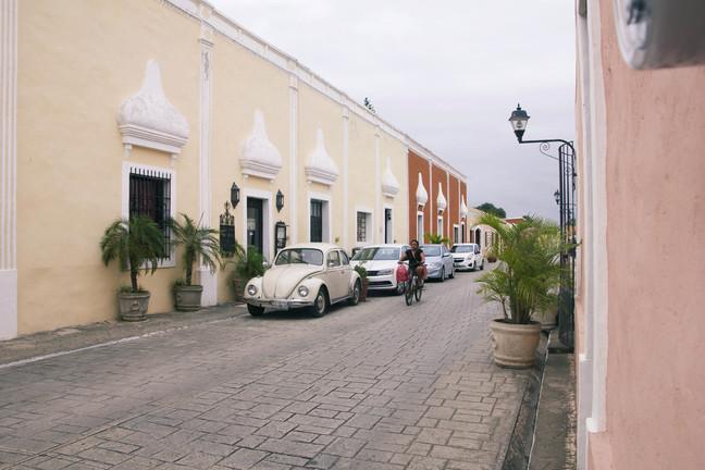linnatänavad mehhikos