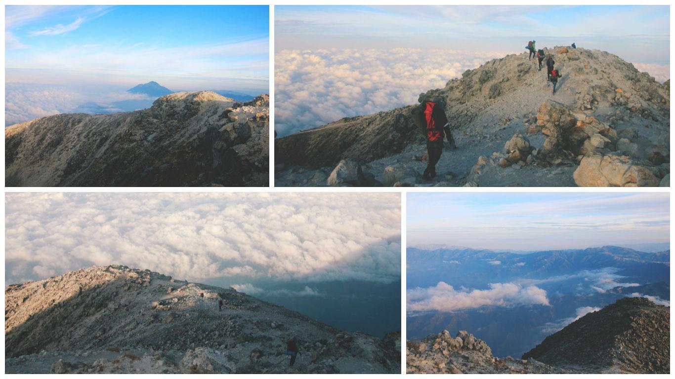 mägedes matkamas