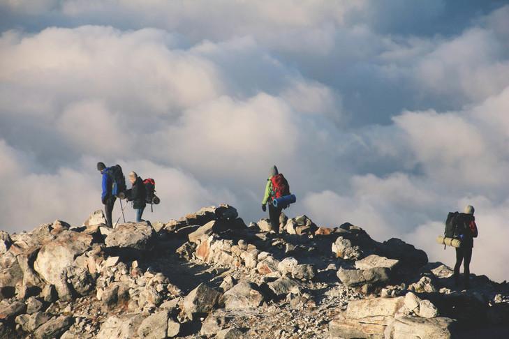 reisimine mägedes