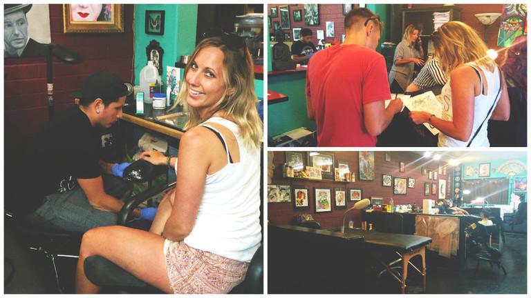 tatoveering välismaalt