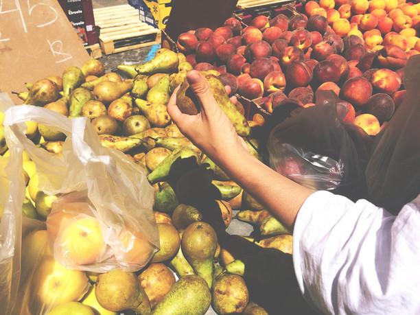 puuviljad turult
