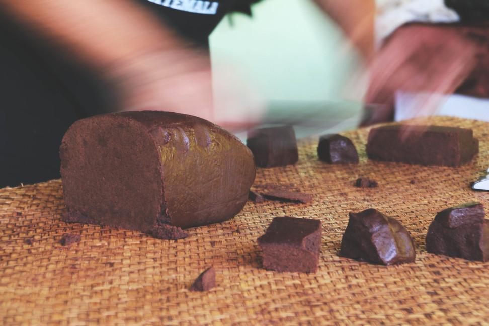 šokolaadivalmistamine