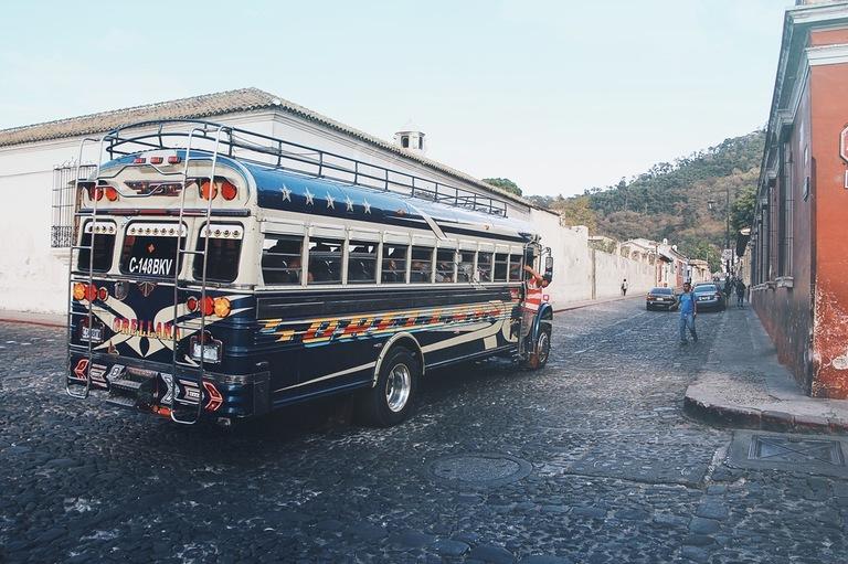 kanabussid antiguas guatemalas