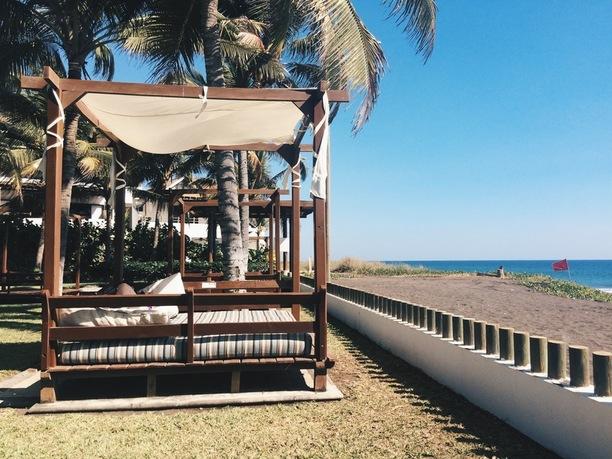 rannas puhkamas