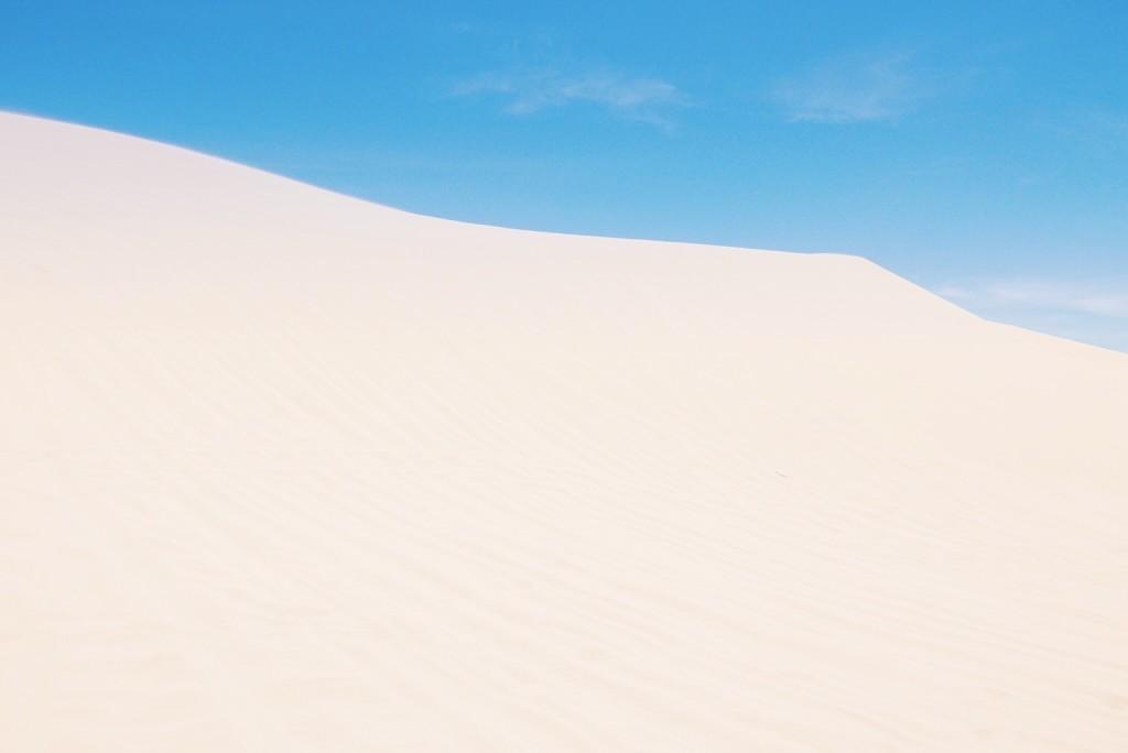sinine taevas kollane liiv