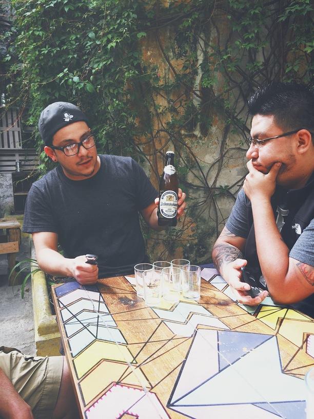 õlled ja mehed