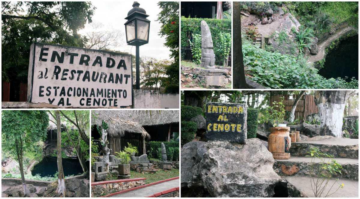 mehhiko cenoted