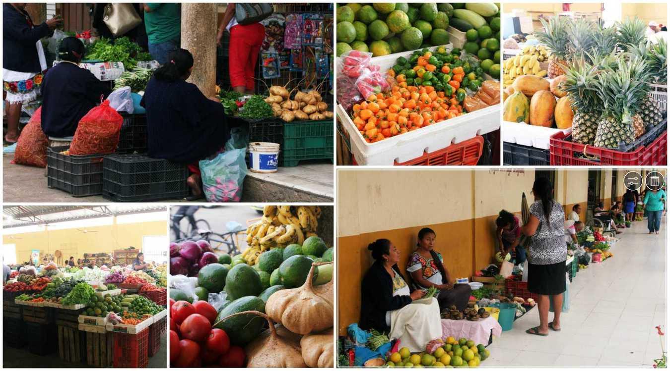 turul müüakse puuvilju