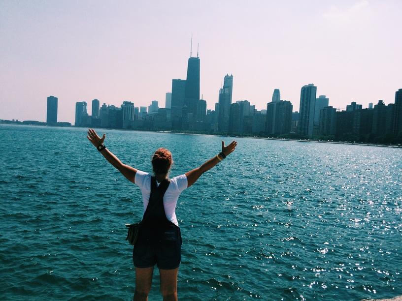 chicago linna avastamas