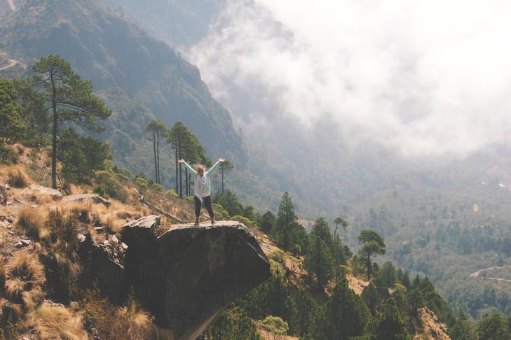 mägesid vallutamas guatemalas