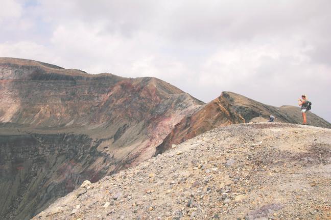 vulkaanid kesk-ameerikas