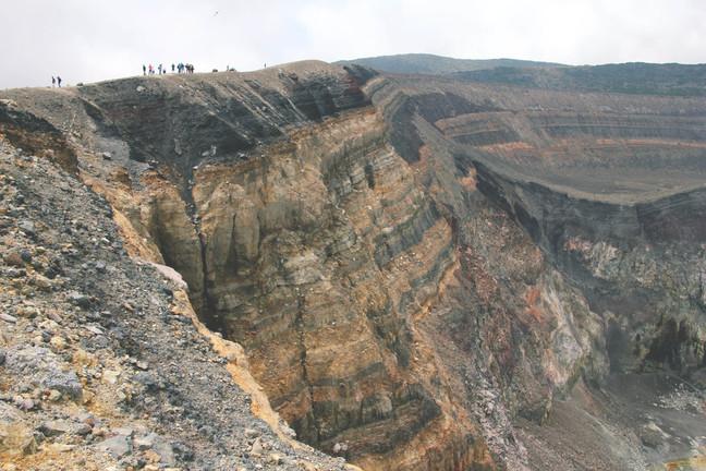 vulkaanide ronimine