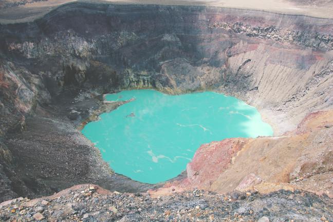 aktiivsed vulkaanid