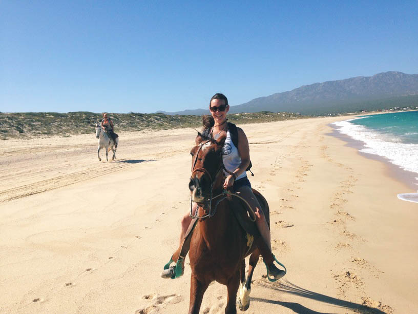 hobusega sõitma