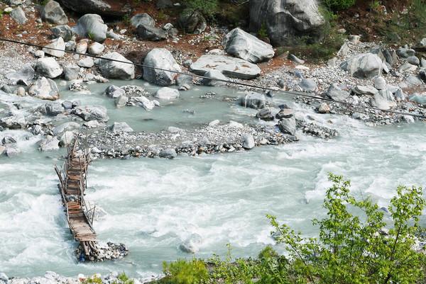 kiirevooluline jõgi