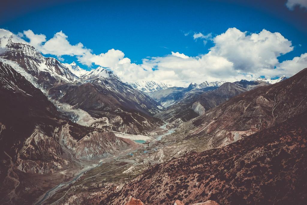 reis himaalaja mägedesse