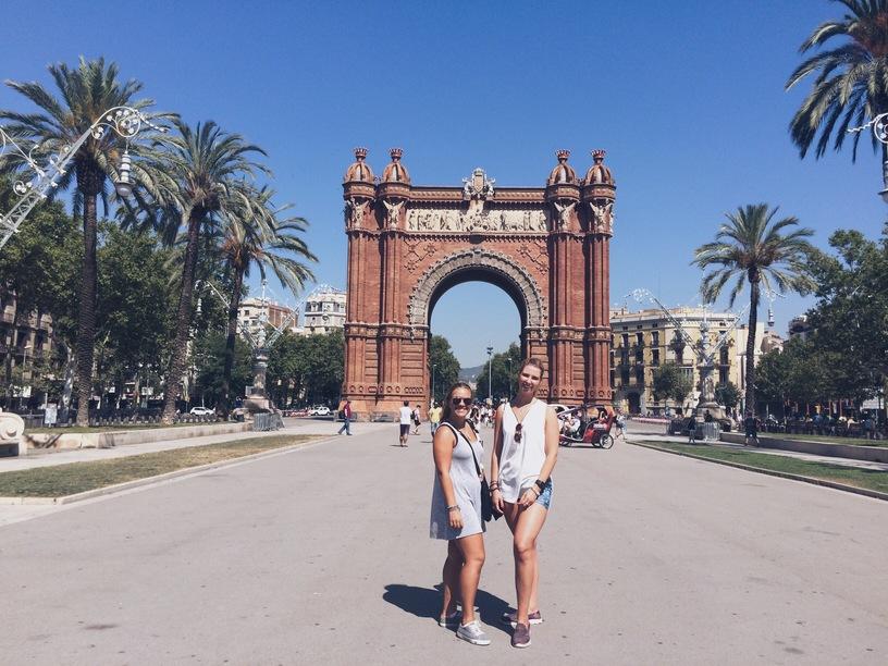 barcelona vaatamisväärsused