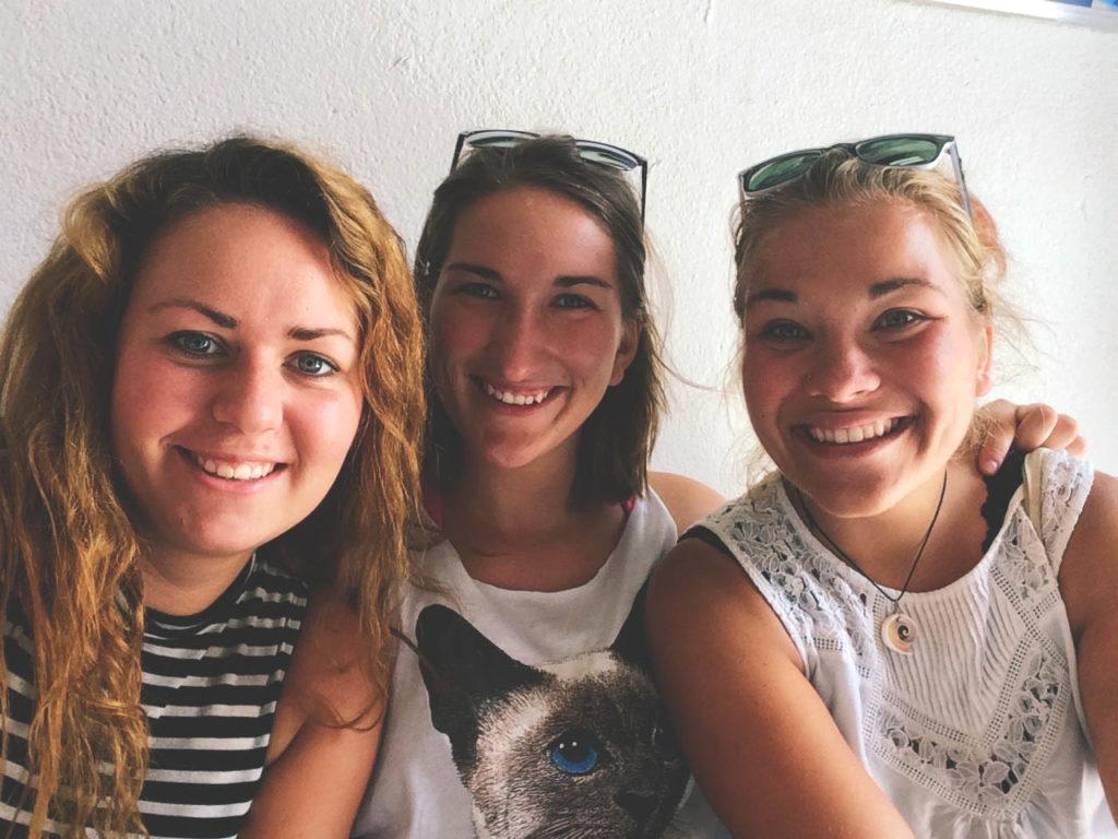 kolm eestlast guatemalas