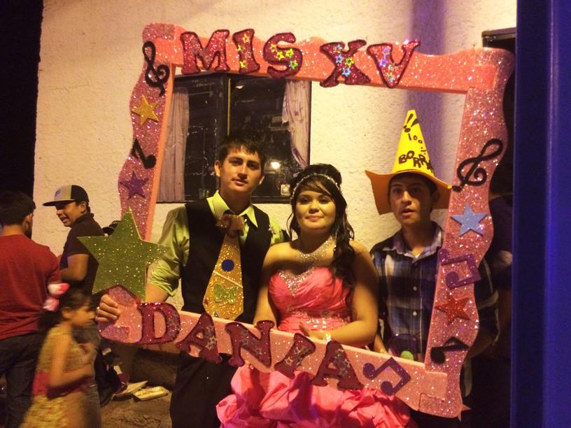 sünnipäevapidu mehhikos