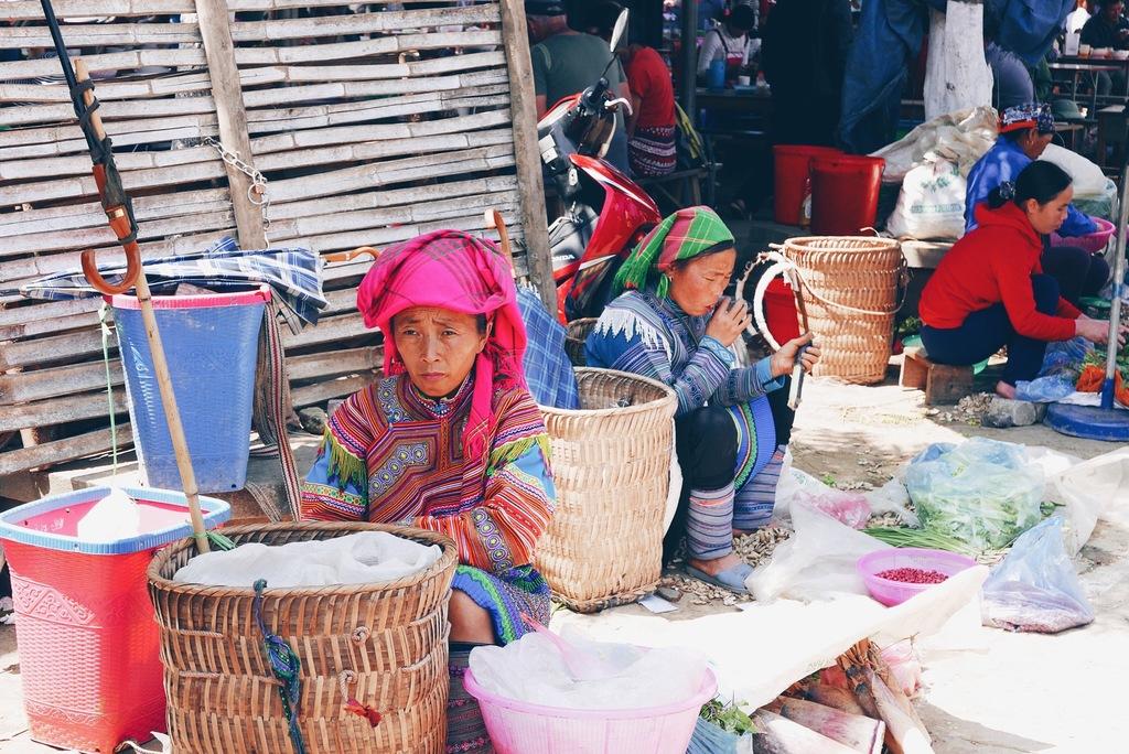 naised vietnamis