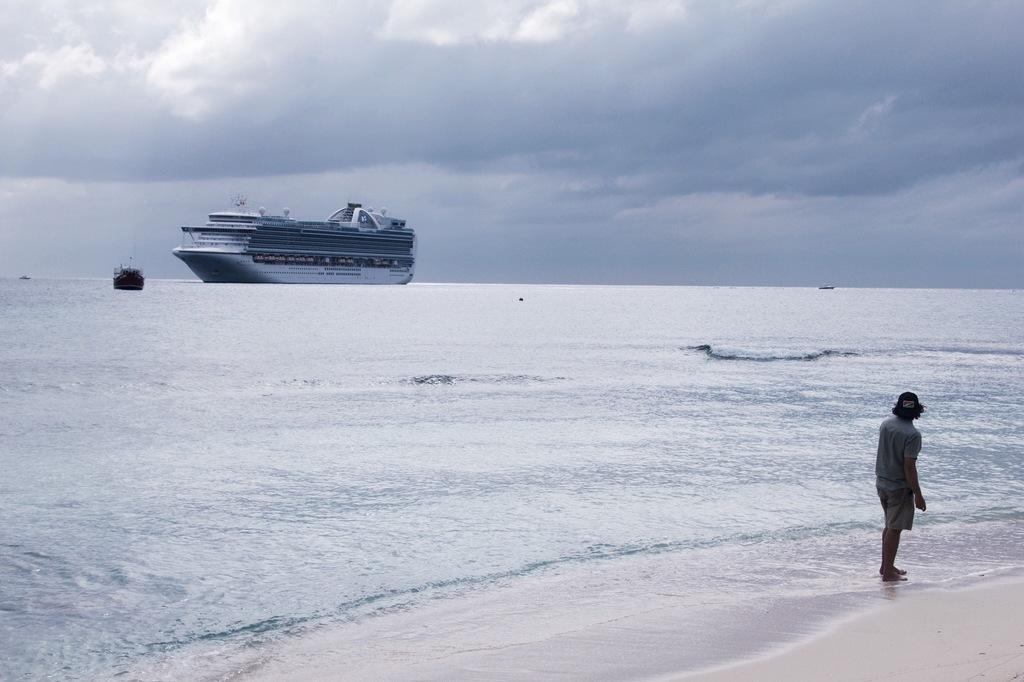 ookean ja laev