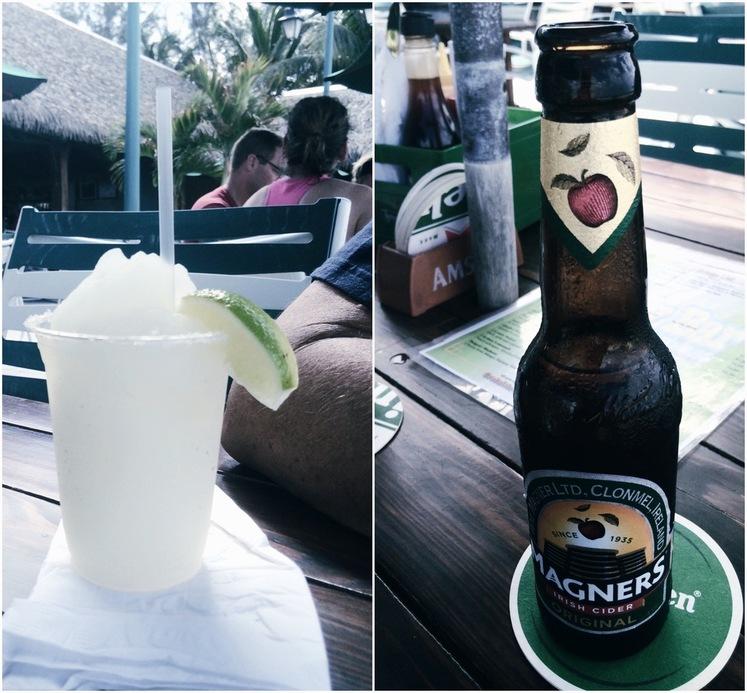 õlu ja mojito
