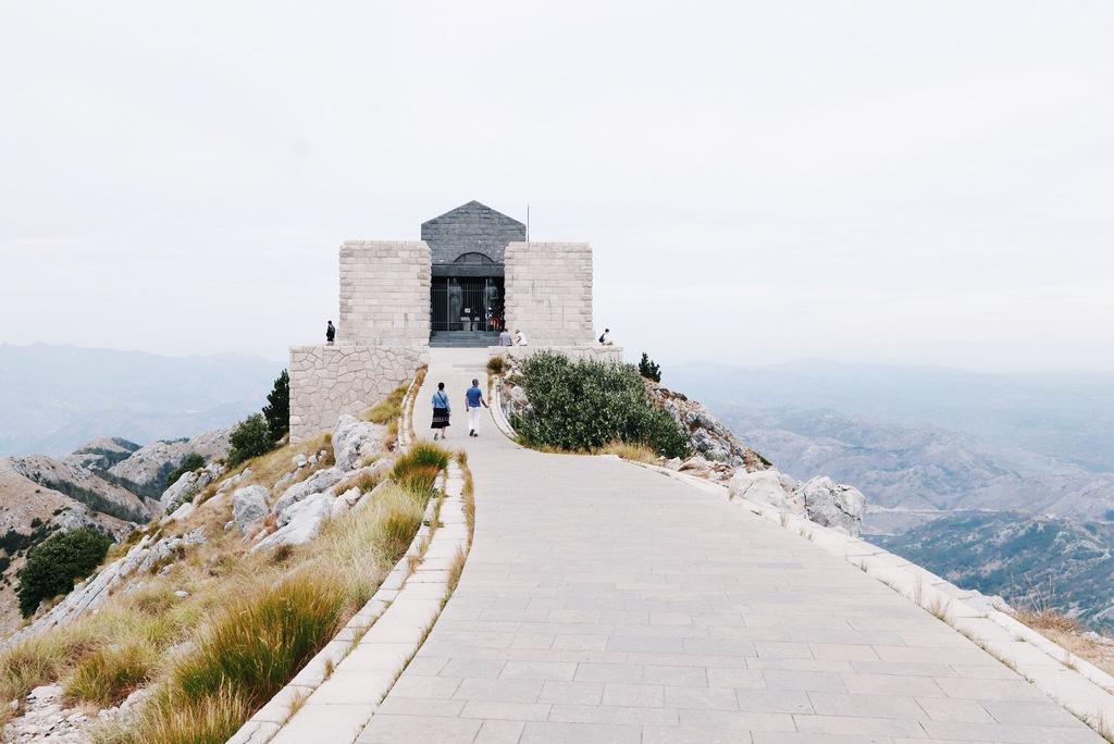 reisipildid montenegrost