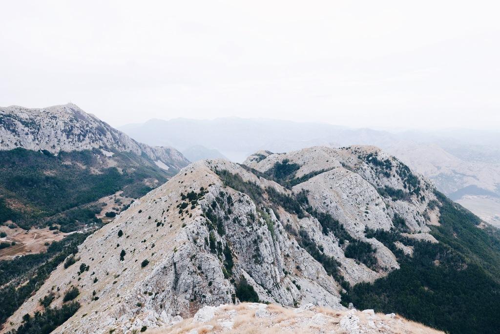 mäed montenegros