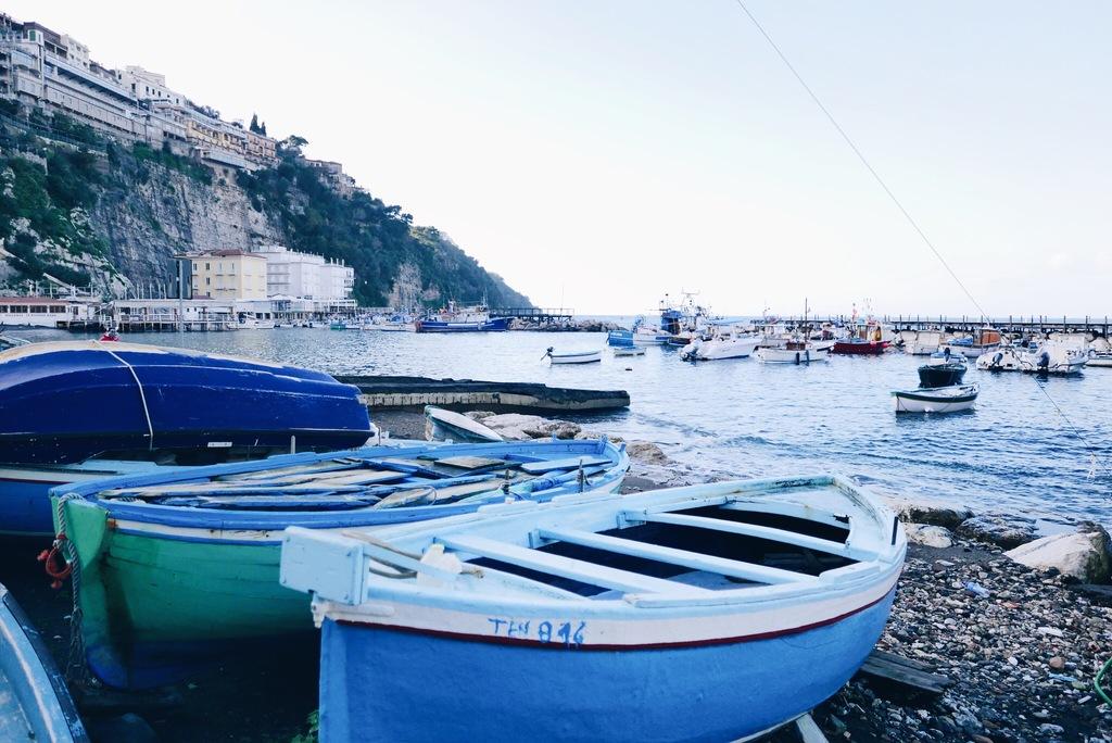 itaaliasse puhkusele