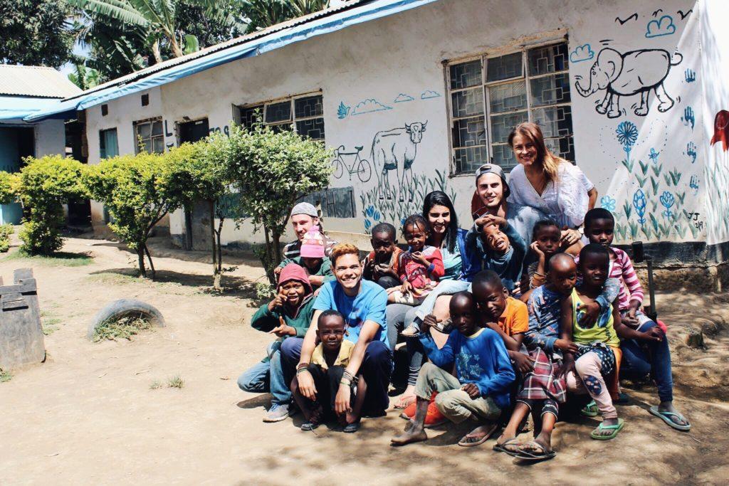 vabatahtlikuna tansaanias