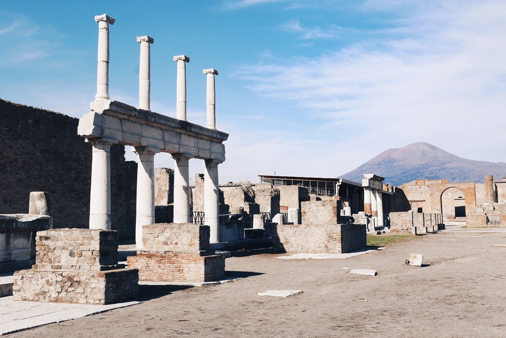 mida külastada pompeiis itaalias